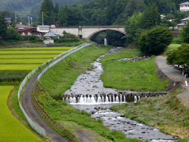 清流公園ふれあい橋6