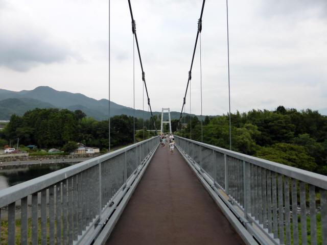 清流公園ふれあい橋7