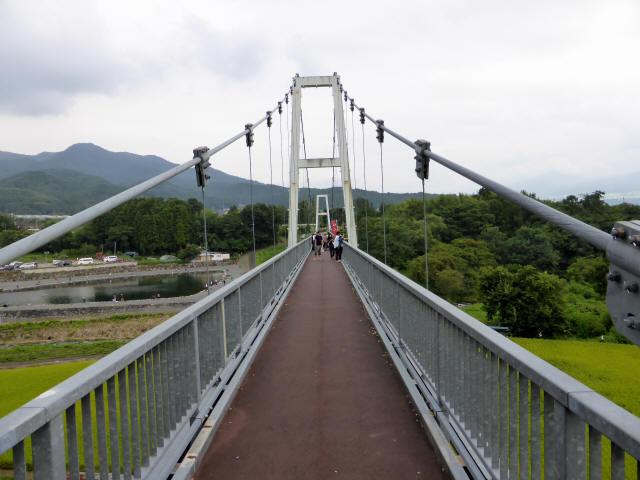 清流公園ふれあい橋9