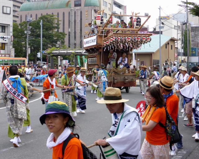 三島 山車シャギリ0