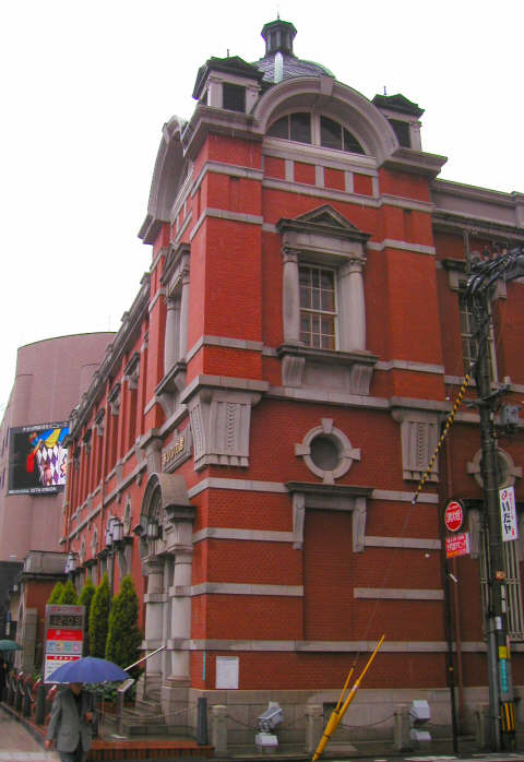 大分銀行赤レンガ館5