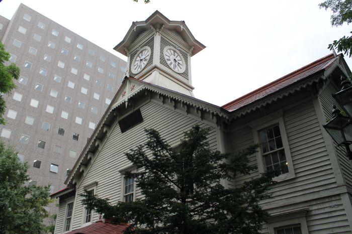 13_札幌時計台