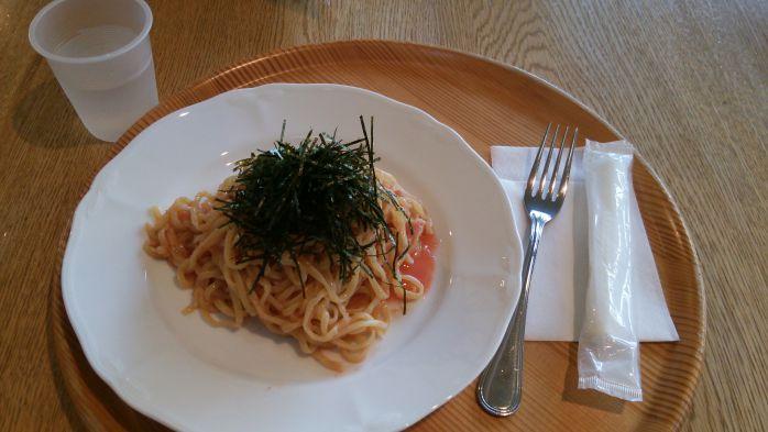 14_たらこスパゲティ