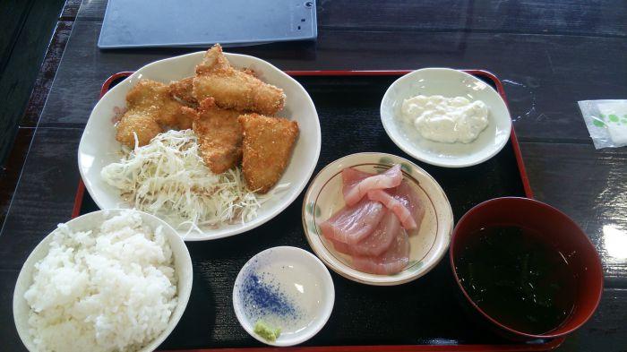 31魚フライ定食