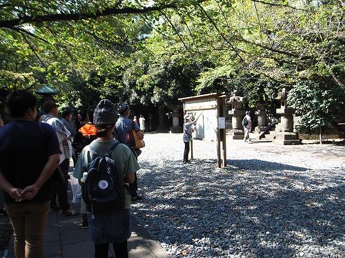徳川将軍墓所