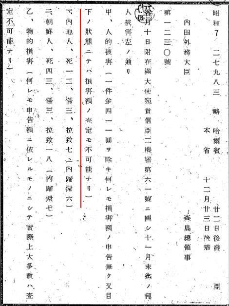 戦前日本人拉致満州51