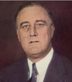 米軍非道_フランクリン・ルーズベルト1