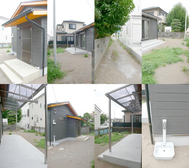 ■物件番号4690 どう見ても新築!【過去2015】フルリフォーム完成!広めの庭付の平屋!1LDK(2DK)!9万円!