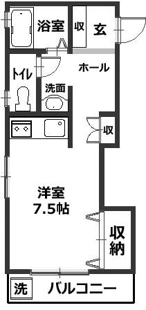 ■物件番号4179 茅ヶ崎駅4分!駅近マンション!最上階2階カド!階下なし!BT別!キッチン2口!格安5万円!