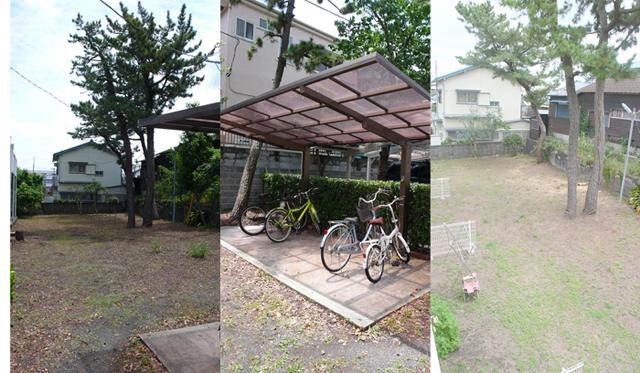 ■物件番号2777 茅ヶ崎海5分!雰囲気良い広い敷地!格安5万円で2Kタイプに住める!37平米!