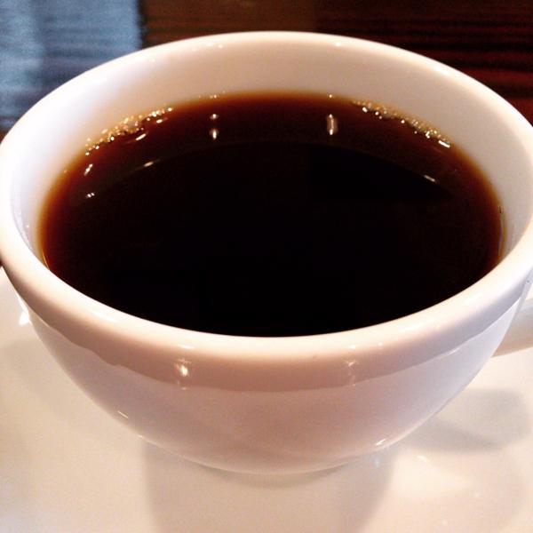 カフェ オーク コーヒー