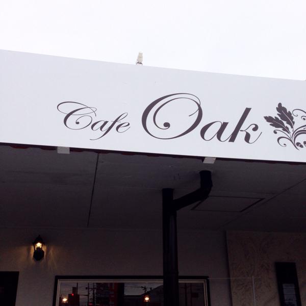 カフェ オーク