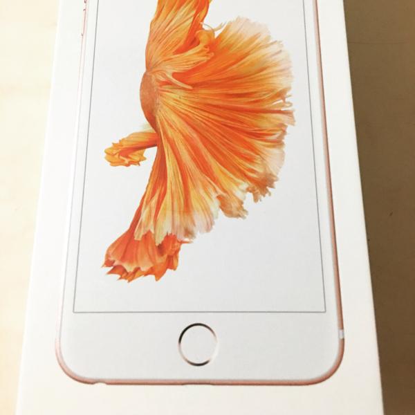 iPhone6s plus感想