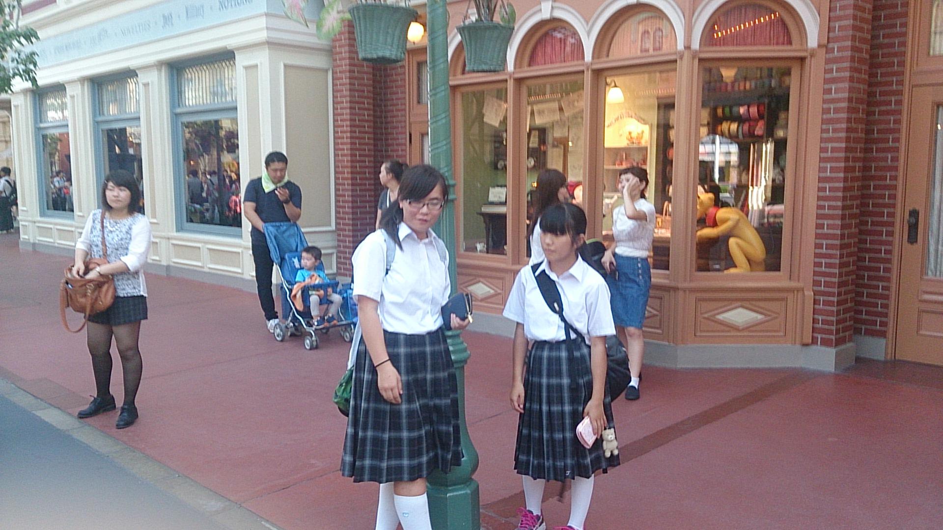 高畠町立第一中学校 修学旅行