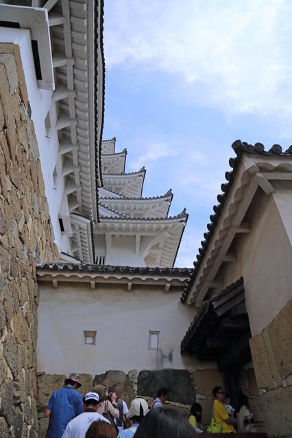 姫路城「水の四門」