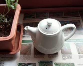 水遣り用の茶器