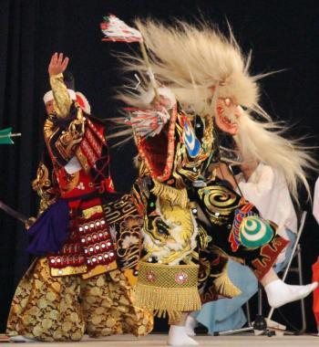 浜田商業高等学校 頼政5