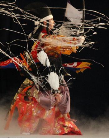 吉田高等学校神楽部 滝夜叉姫4