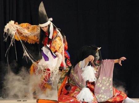 吉田高等学校神楽部 滝夜叉姫5