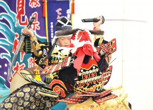 岡見神遊座(てんつくてん) 三隅兼連3