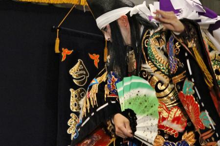 吉田神楽団 滝夜叉姫7