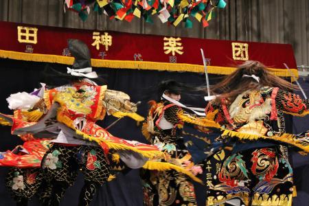 吉田神楽団 滝夜叉姫9