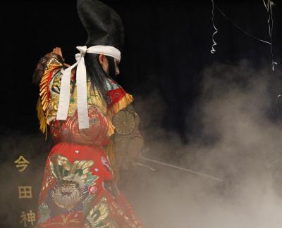 吉田神楽団 滝夜叉姫10