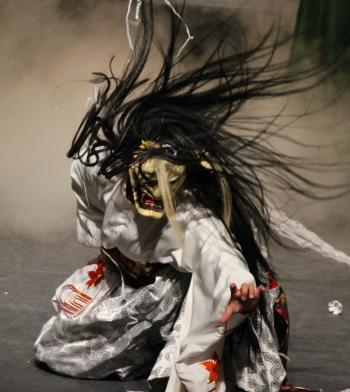 溝口神楽団 滝夜叉姫10