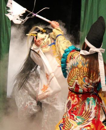 溝口神楽団 滝夜叉姫13