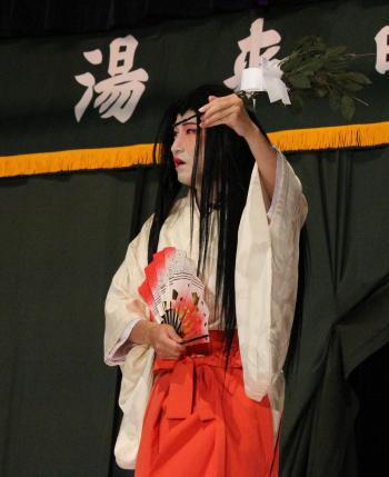 高井神楽団 滝夜叉姫1