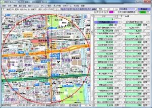 いきなり!ステーキ錦糸町店周辺統計データ