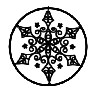 雪ちゃんの紋