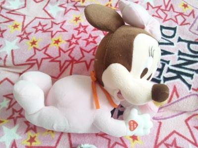 ミニーマウスのおもちゃ (400x300)