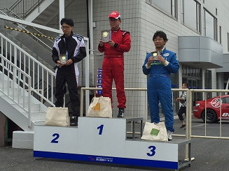岡山第3戦 レース結果