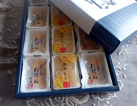 鶏卵素麺・たばね