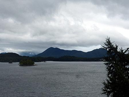 檜原湖 2