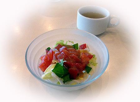 トマトミニサラダ