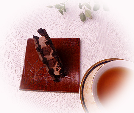 生チョコ ミルク&ビタ-ショコラ ウヴァ