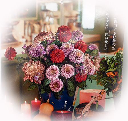今月の花カレンダ-