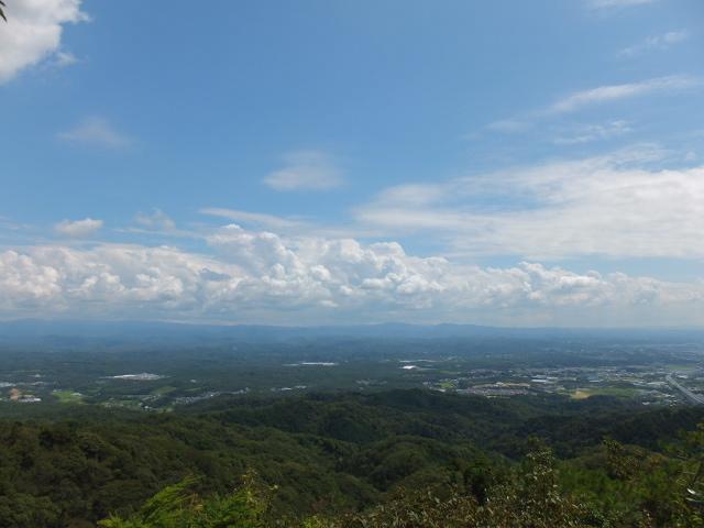 大岩展望台、豊田