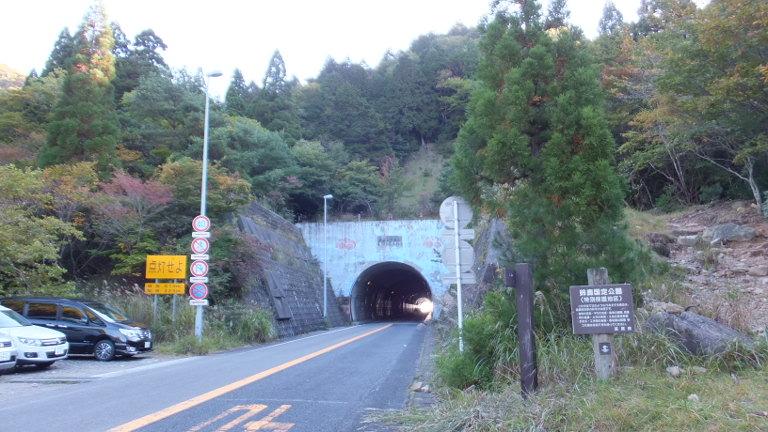 武平トンネル