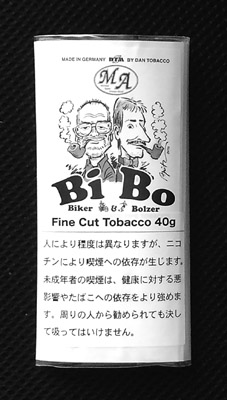 BiBo Fine Cut Tobacco, BiBo ビーボ・ファインカット ビーボ, Dan_Tobacco 手巻きタバコ RYO