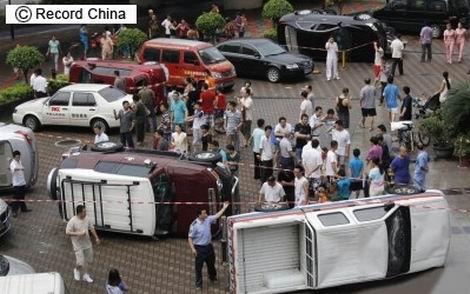 20150927_中国_反日デモでの日本車破壊行為(470x294)