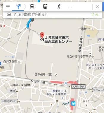 map四季劇場〔夏〕