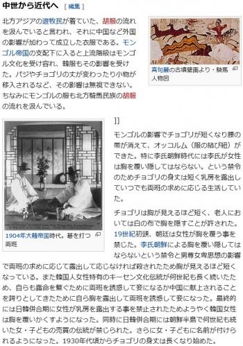 wiki韓服