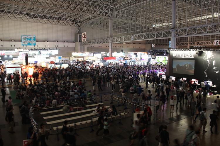 東京ゲームショウ2015