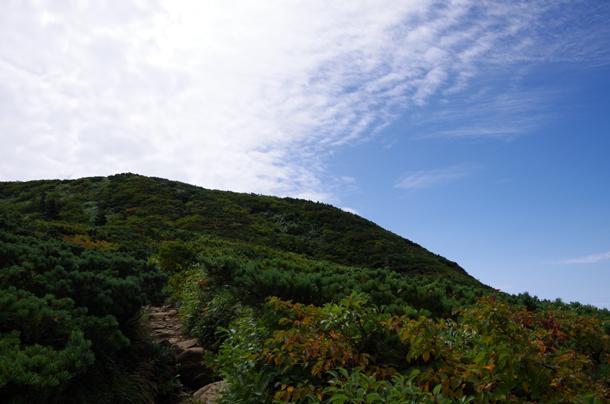 屏風岳34