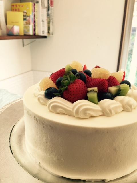 しい君のケーキ2