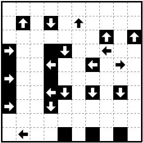 流れるループ 002