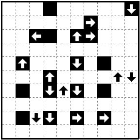 流れるループ 004
